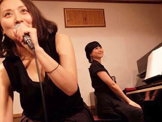 高松彩 with 永野友加里